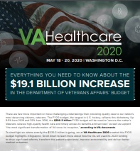 Everything You Need to Know About the VA's $19.1 Billion Budget Increase for FY20