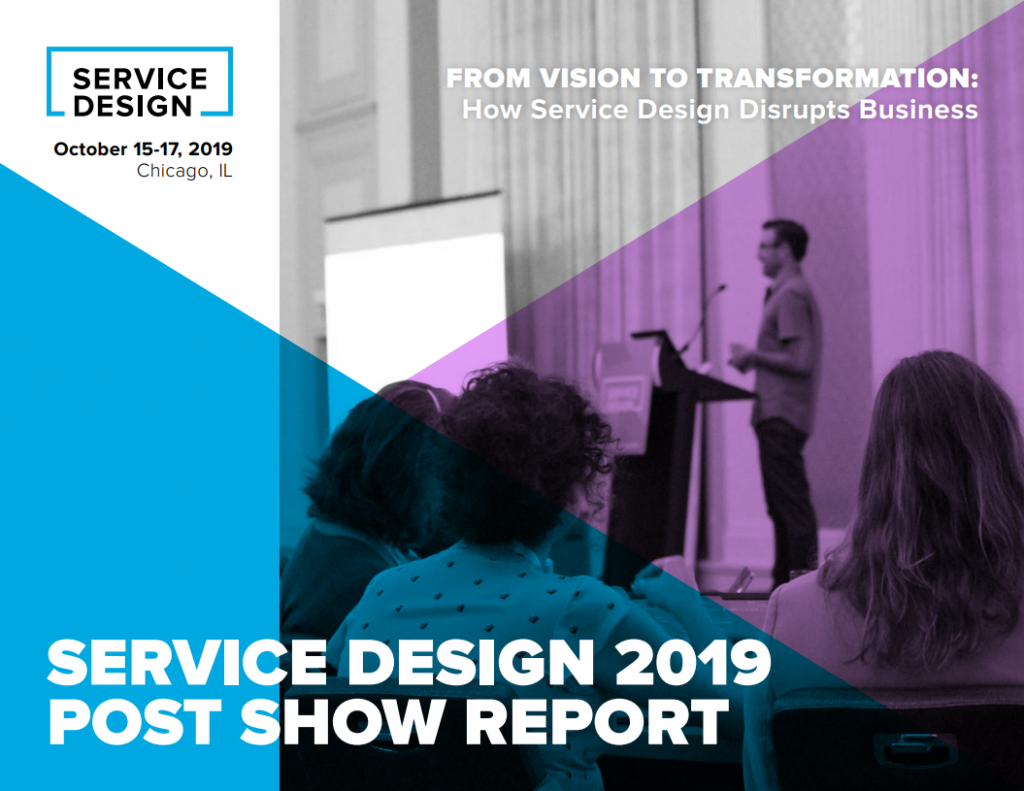 Service Design 2019 Post Show Report