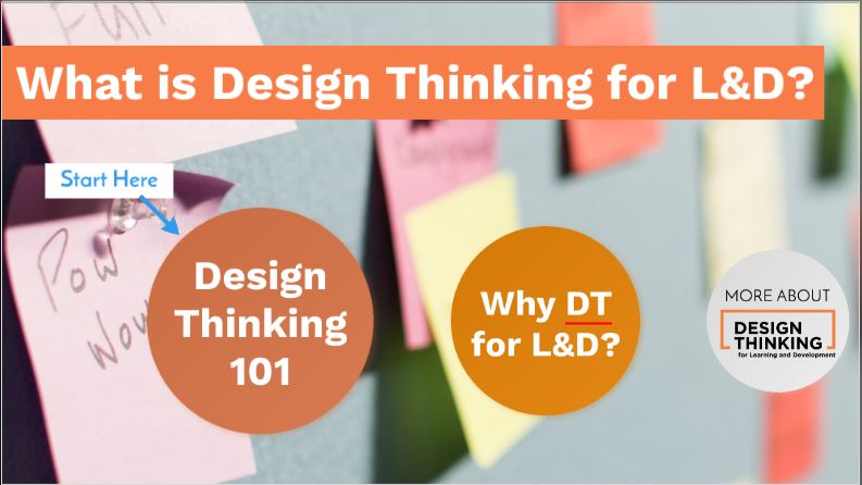 What is Design Thinking for L&D?