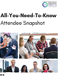 All-You-Need-To-Know Attendee Snapshot
