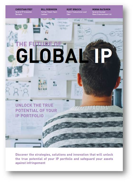 Future of Global IP: Unlock the true potential of you IP portfolio