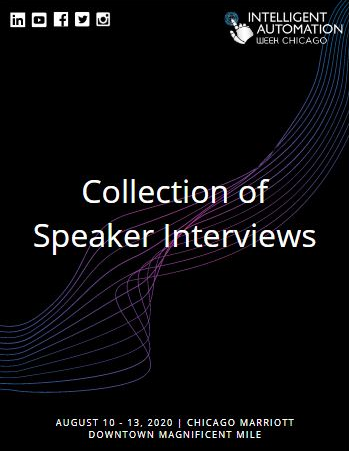 Collection of Speaker Interviews