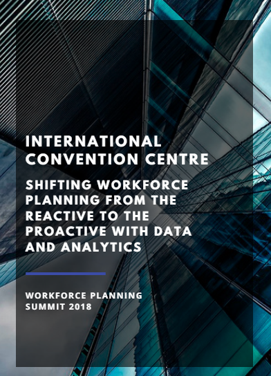 Using Data and Analytics to shift workforce planning from reactive to proactive