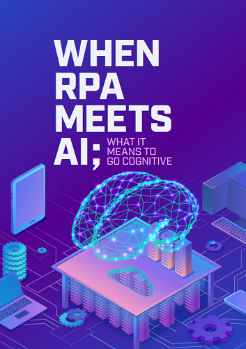 When RPA meets AI