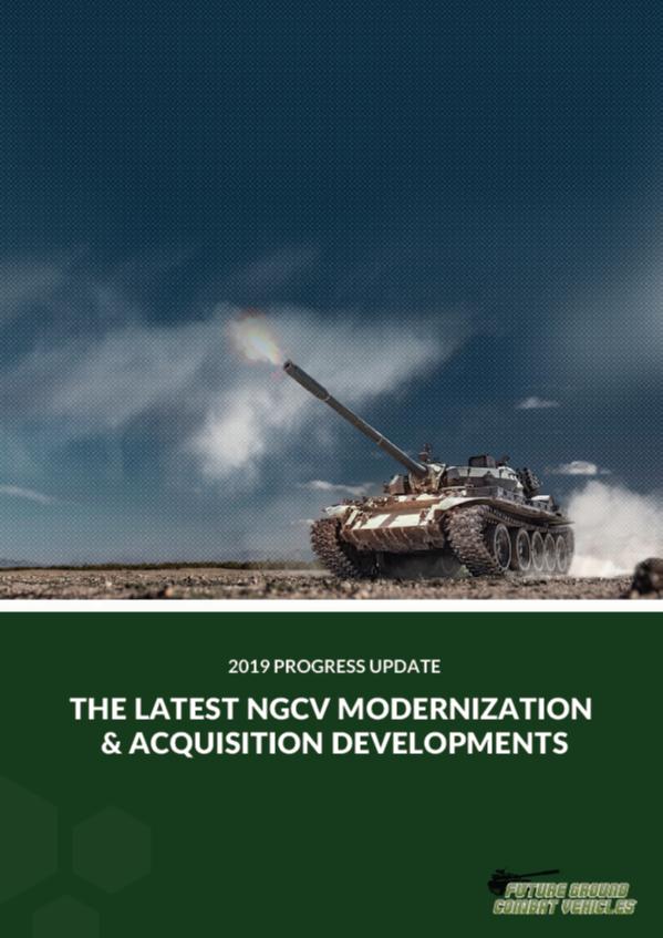2019 Progress Update: The Latest NGCV Modernization and Acquisition Developments