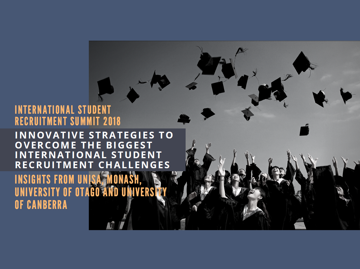 Strategies to Overcome the Biggest International Student Recruitment Challenges
