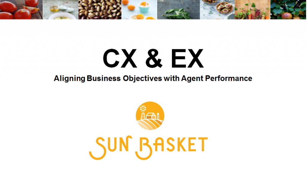 CX & EX: Aligning Business Objectives with Agent Performance