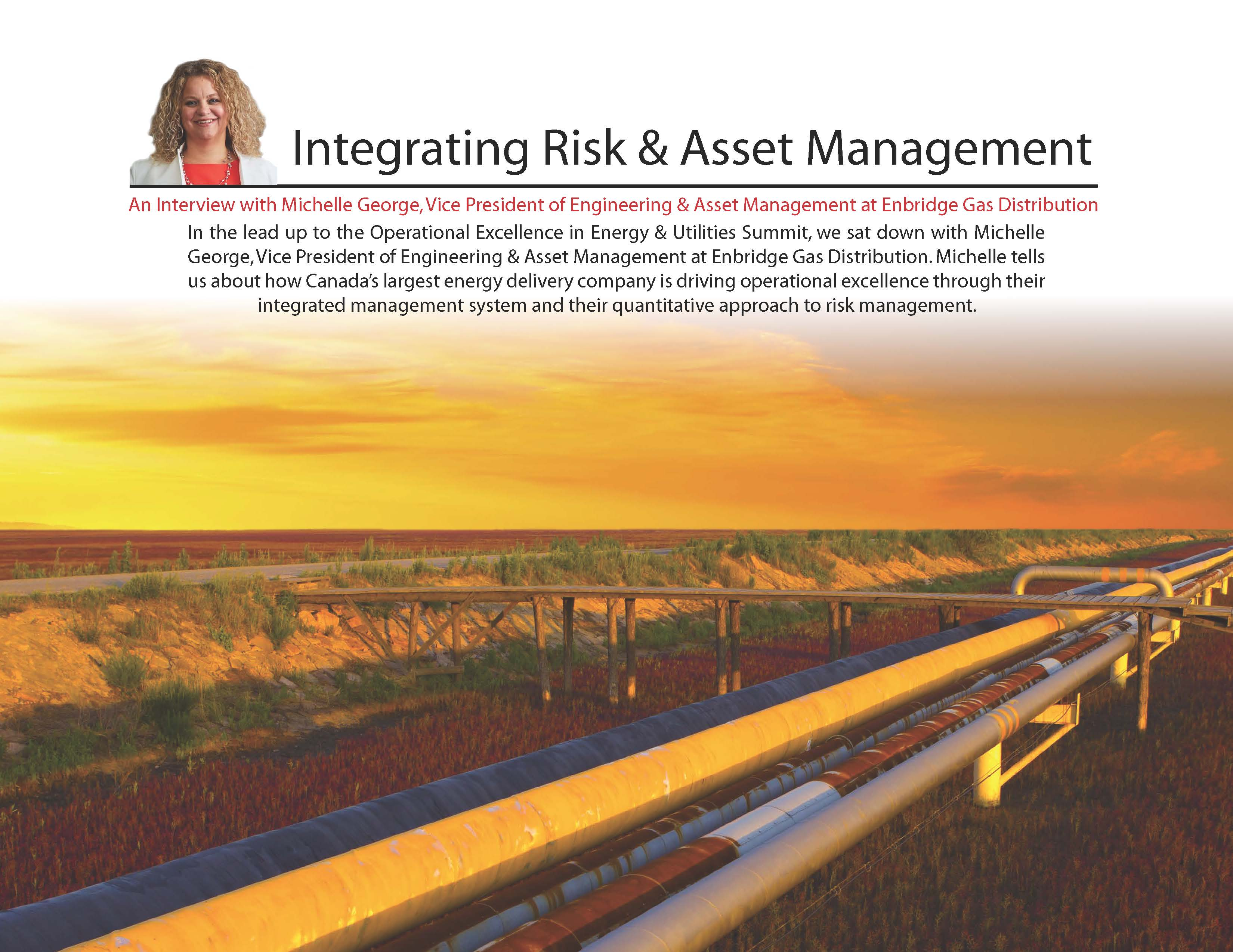 Integrating Risk & Asset Management