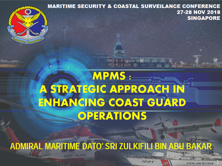 A Strategic Approach In Enhancing Coast Guard Operations