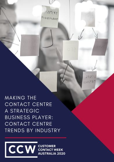 Making the Contact Centre a Strategic Business Player: Contact Centre Trends By Industry
