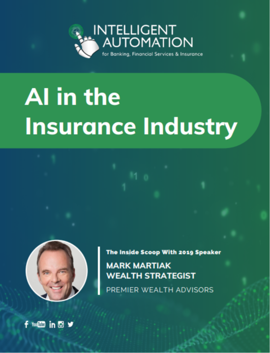 AI in the Insurance Industry with Mark Martiak, Wealth Strategist, Premier Wealth Advisors