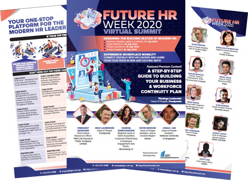 View your event guide –  Future HR Week 2020