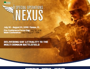 Special Operations NEXUS Agenda