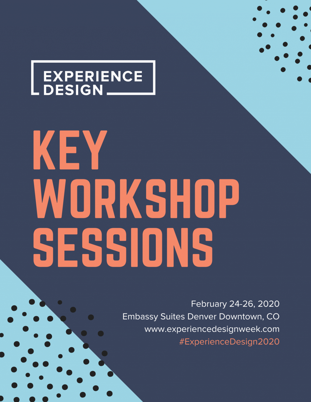 Key Workshop Sessions