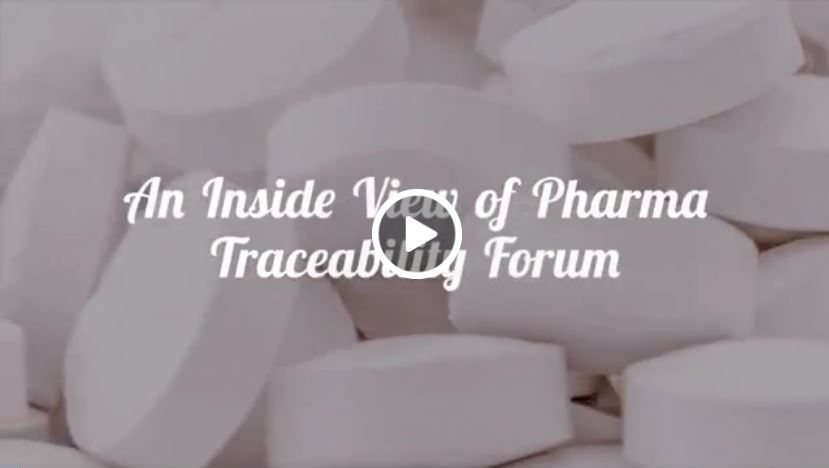 Video: A view inside Pharmaceutical Traceability Forum