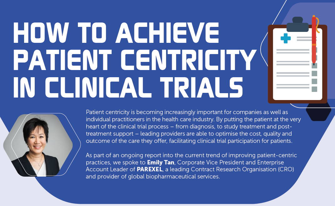 Download the Report - How To Achieve Patient Centricity in Clinical Trials