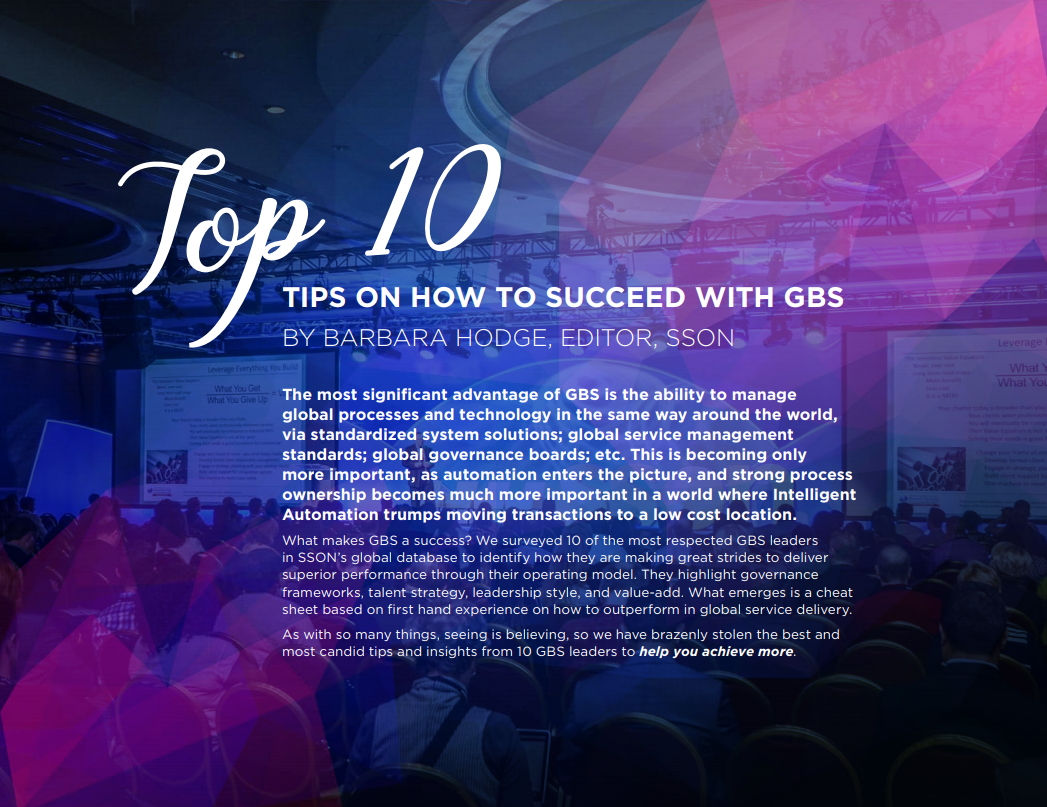 Top 10 Tips on How to Succeed with GBS