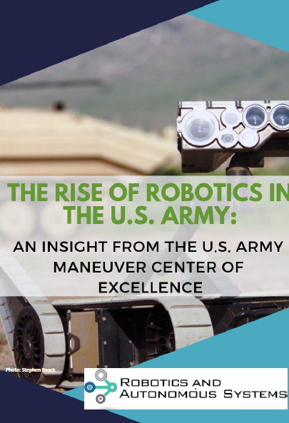 The Rise of Robotics in the U.S. Army