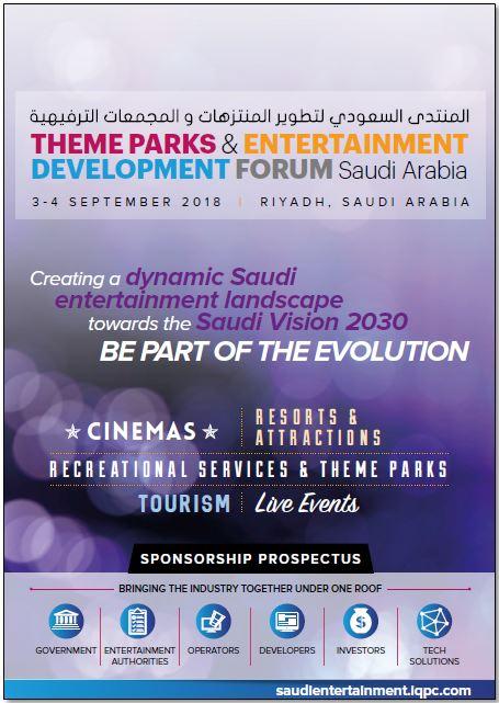 Sponsorship Prospectus – Theme Parks and Entertainment Development Forum Saudi