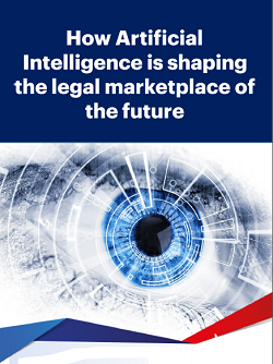 How Artificial Intelligence is shaping the legal marketplace of the future