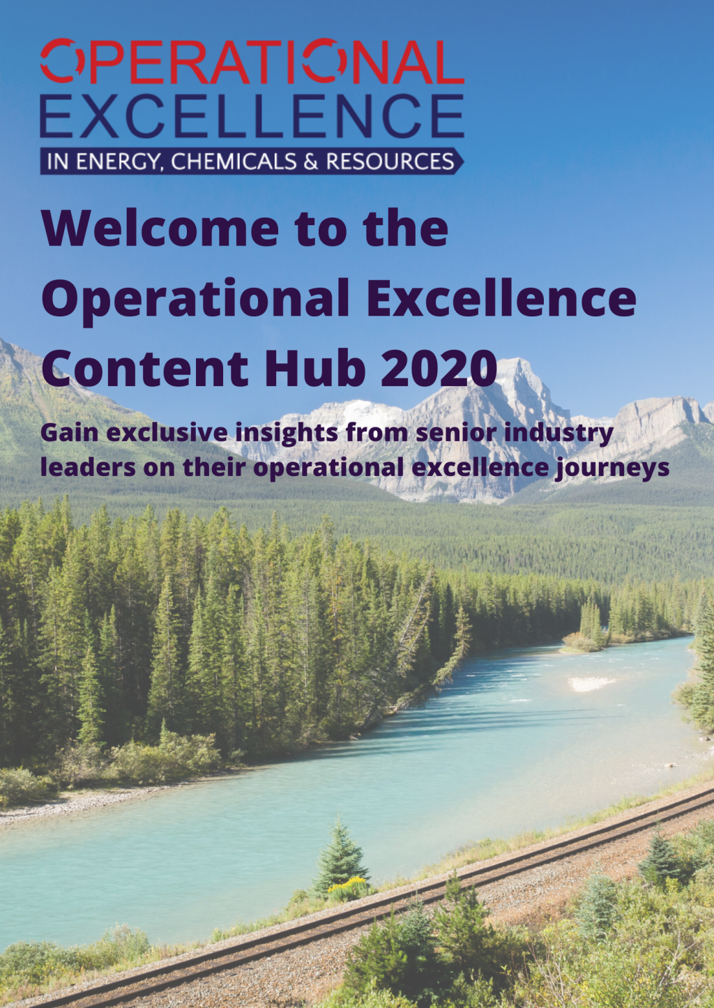 Operational Excellence Content Hub 2020