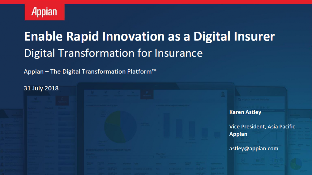 Enable Enable Rapid Innovation as a Digital Insurer