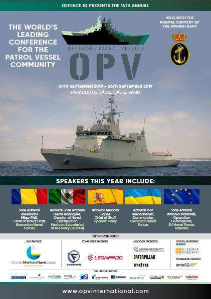 Offshore Patrol Vessels International Event Guide