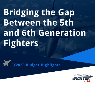 Bridging the Gap Between the 5th and 6th Generation Fighters