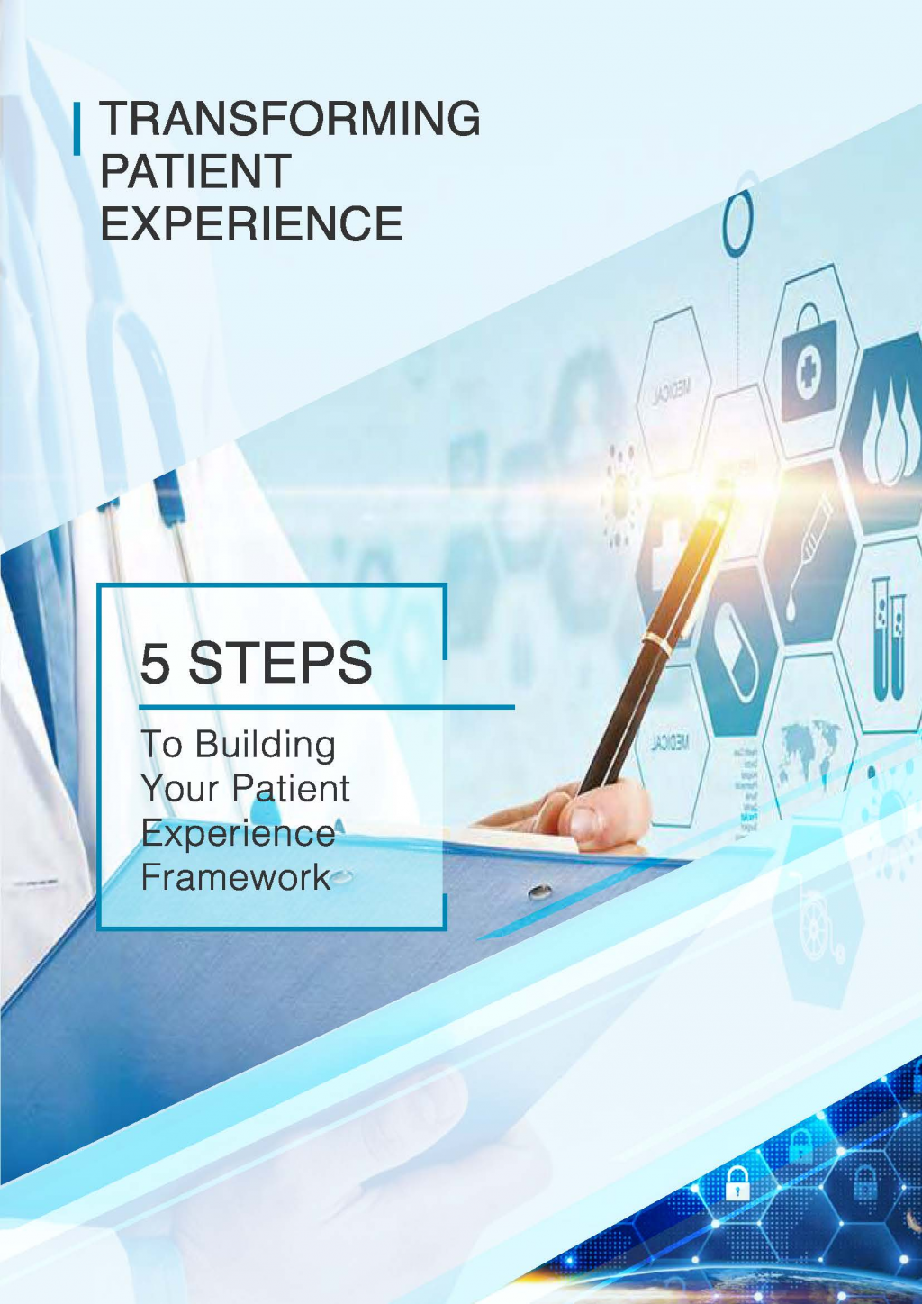Download the Article - 5 Steps to Building Your Patient Experience Framework