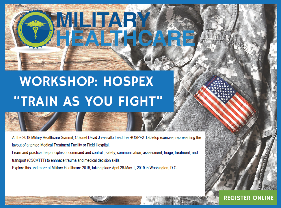 HOSPEX Tabletop: A Field Hospital Simulation