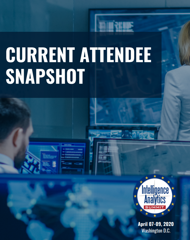 Intelligence Analytics Current Attendee Snapshot