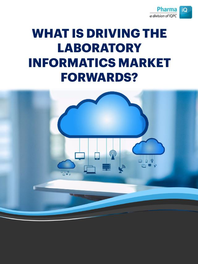 What Is Driving The Laboratory Informatics Market Forwards?