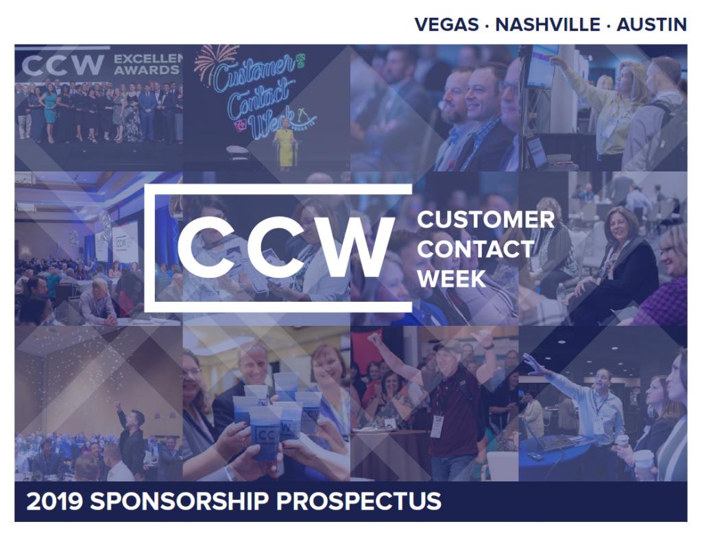 2019 CCW Austin Sponsorship Prospectus