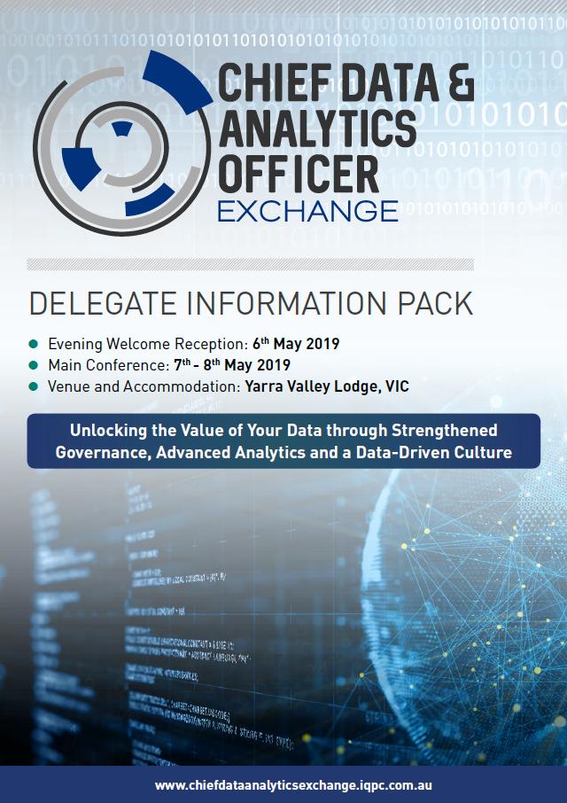 Data & Analytics Leaders Exchange 2019 Event Program