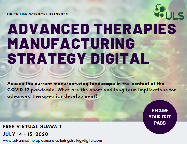 Advanced Therapies Manufacturing Strategy Digital | Official Agenda