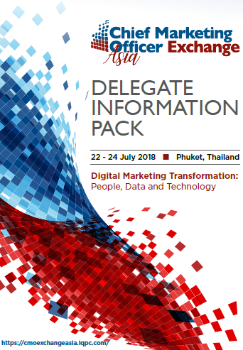 Chief Marketing Officer Exchange Asia Delegate Pack