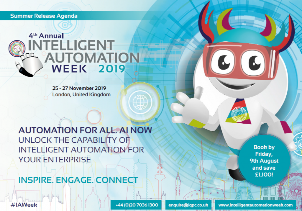 IA Week 2019 - spex - Event Guide