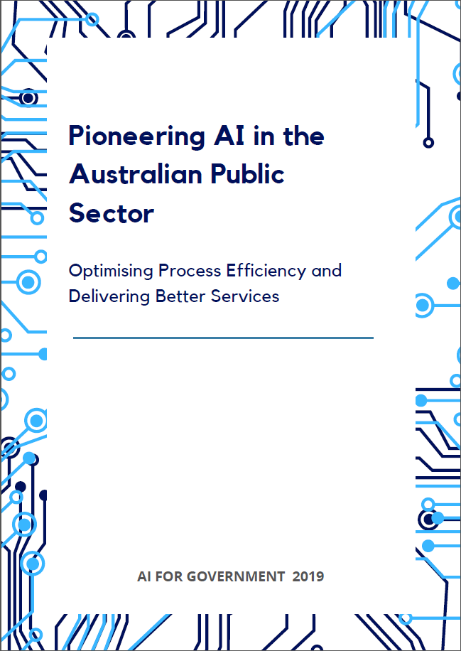 Pioneering AI in the Australian Public Sector: Optimising Process Efficiency and Delivering Better Services