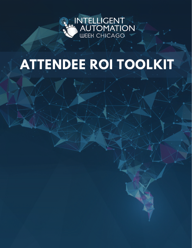 IA Week Chicago Attendee ROI Toolkit