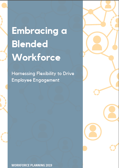 Embracing a Blended Workforce: Harnessing Flexibility to Drive Employee Engagement