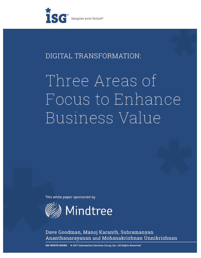 Three Areas of Focus to Enhance Business Value