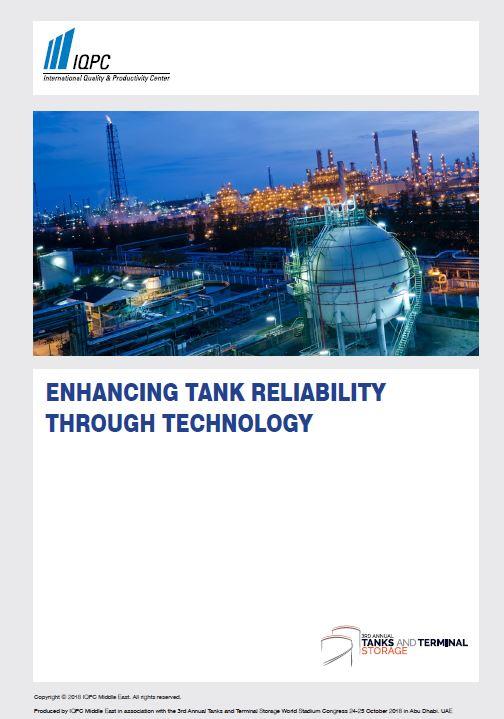 Enhancing tank reliability through technology