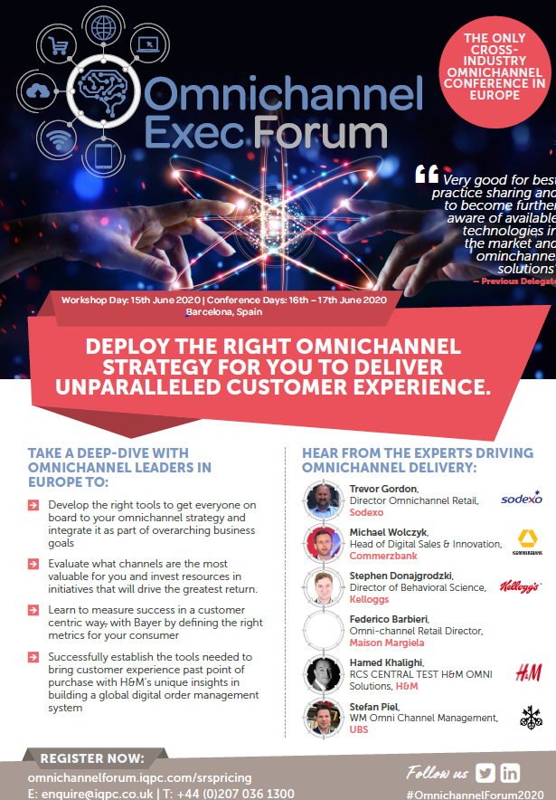 Omnichannel SPEX Event Guide