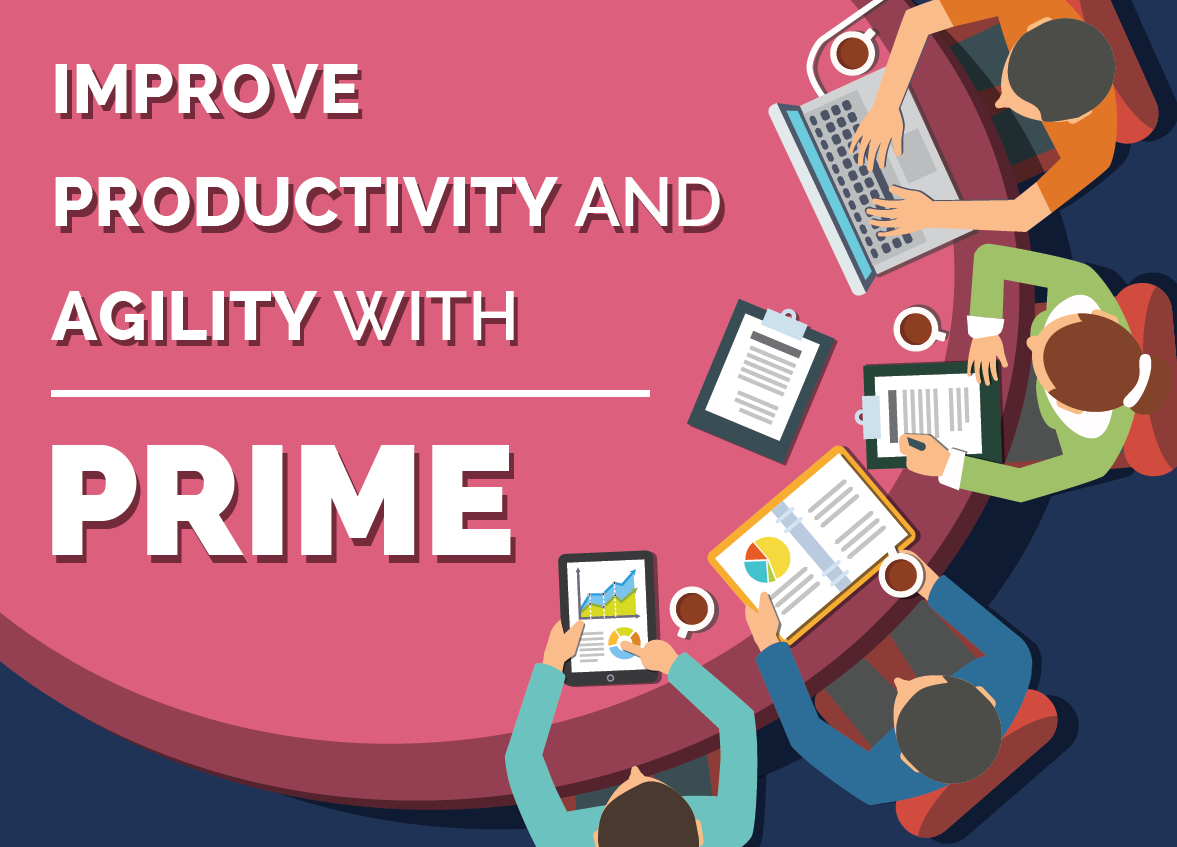 eBook: Improve Productivity and Agility with PRIME