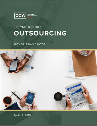 CCW Digital Special Report - Outsourcing