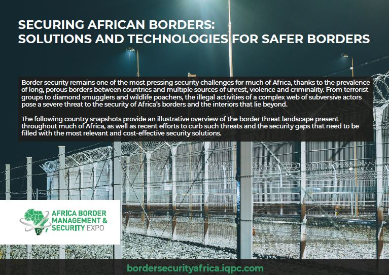 Securing African borders: Solutions and technologies for safer borders