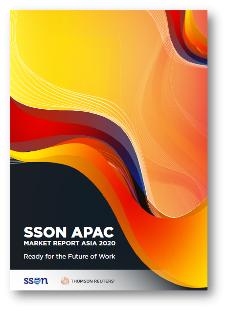 APAC Shared Services Market Report 2020 with Thomson Reuters