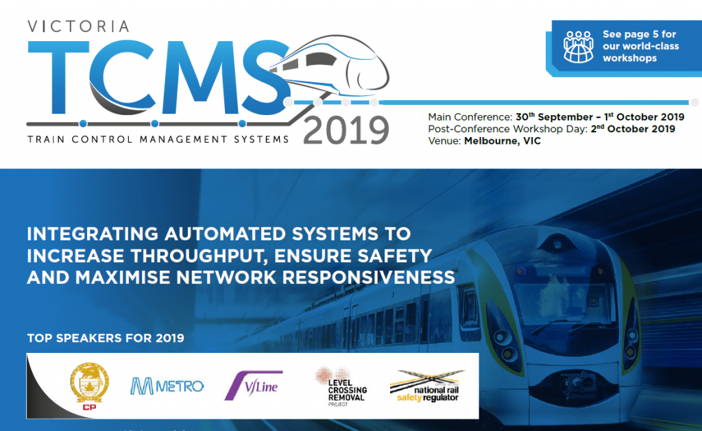 View the TCMS 2019 Event Guide