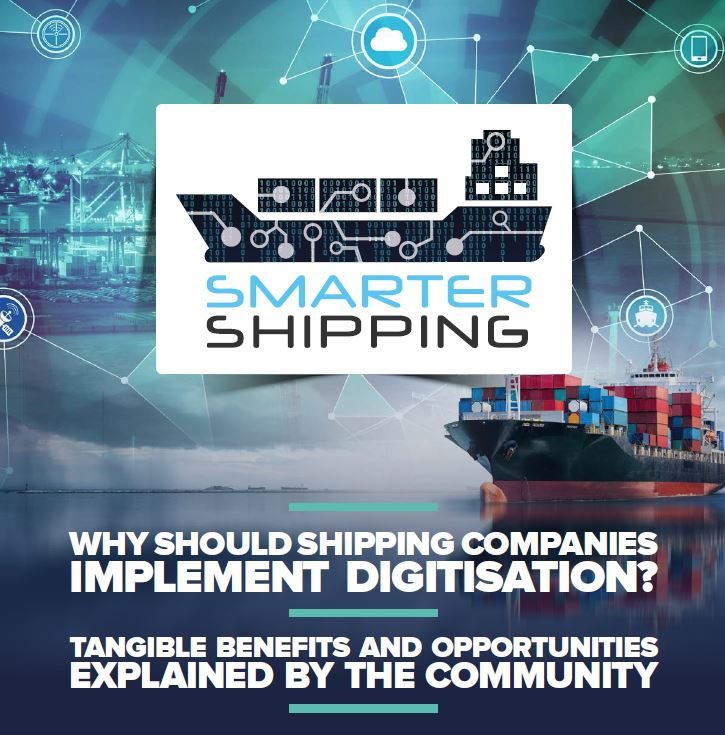 Why should shipping companies implement digitisation?