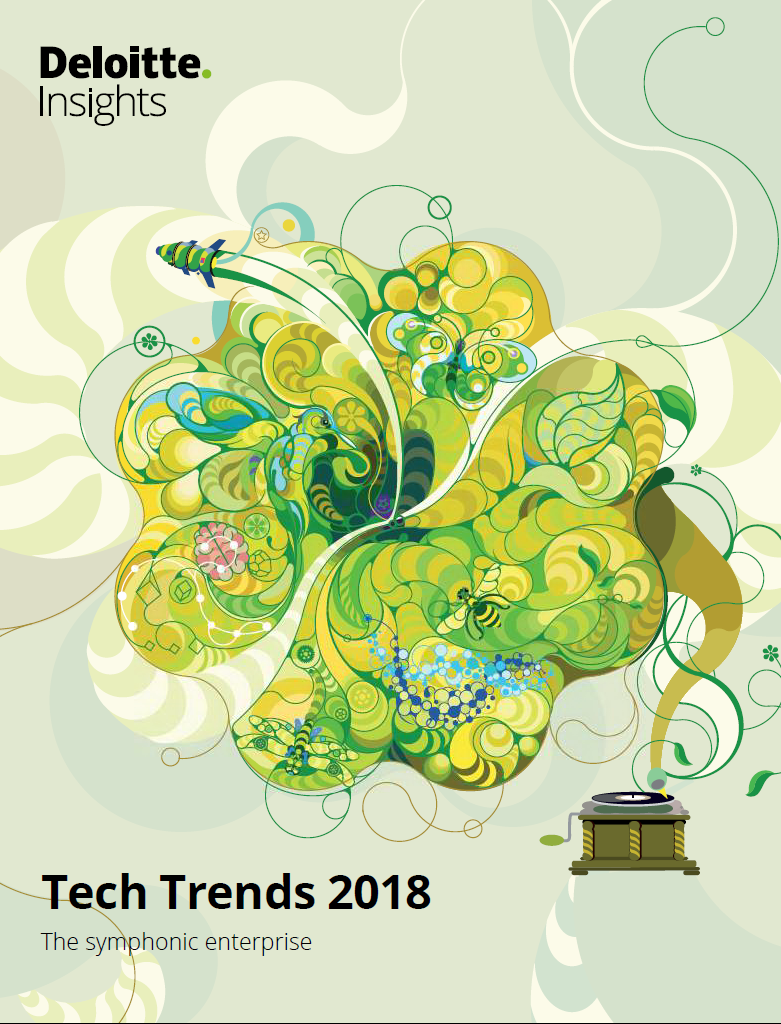 Full Tech Trends 2018 Report - Deloitte